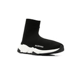 Speed Runner BLACK WHITE BLACK