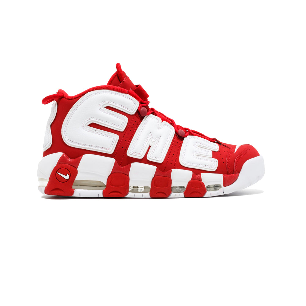 Air More Uptempo SUPREME RED