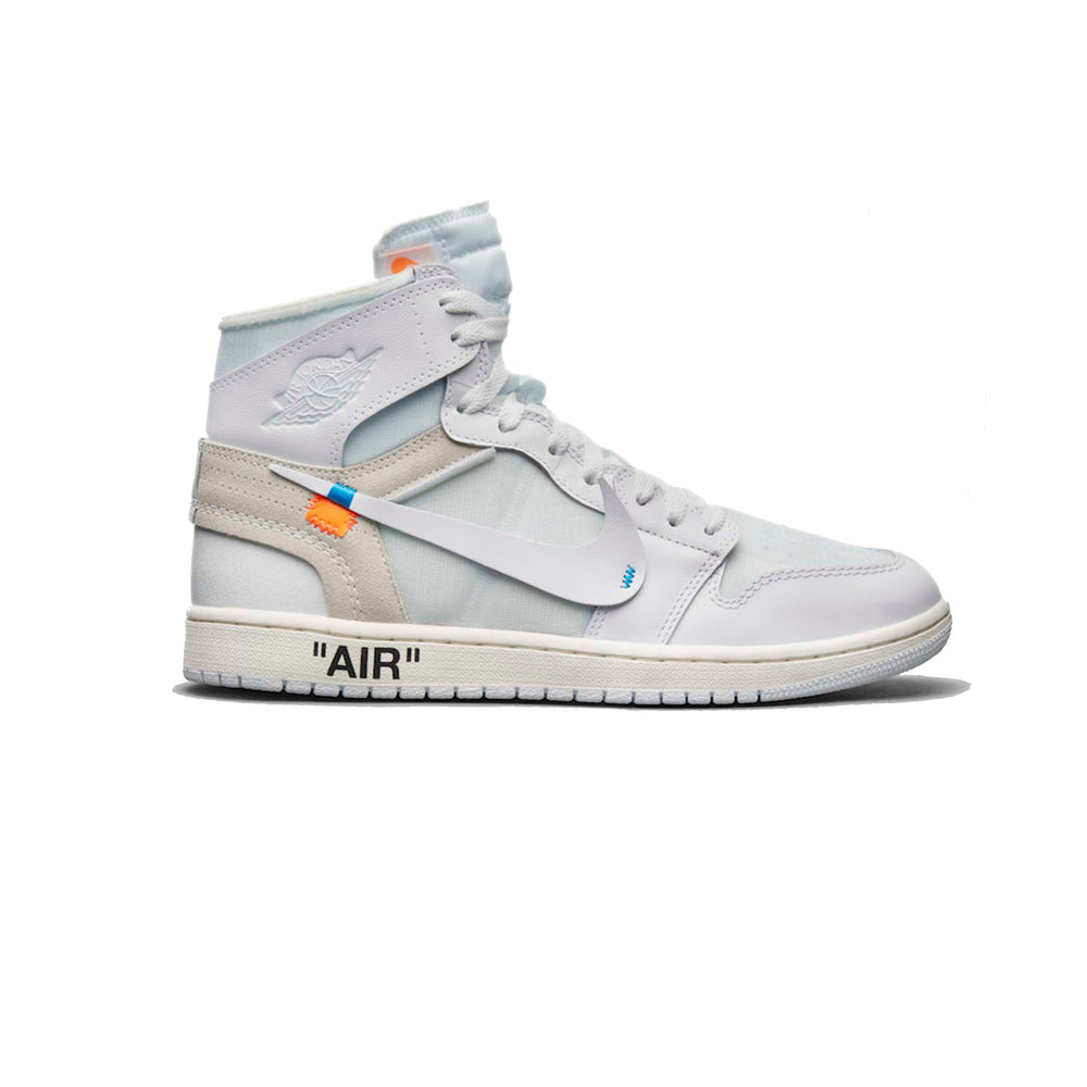 Air Jordan 1 High OG x Off White WHITE