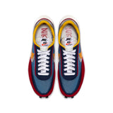 LDWaffle x Sacai VARSITY BLUE VARSITY RED YELLOW