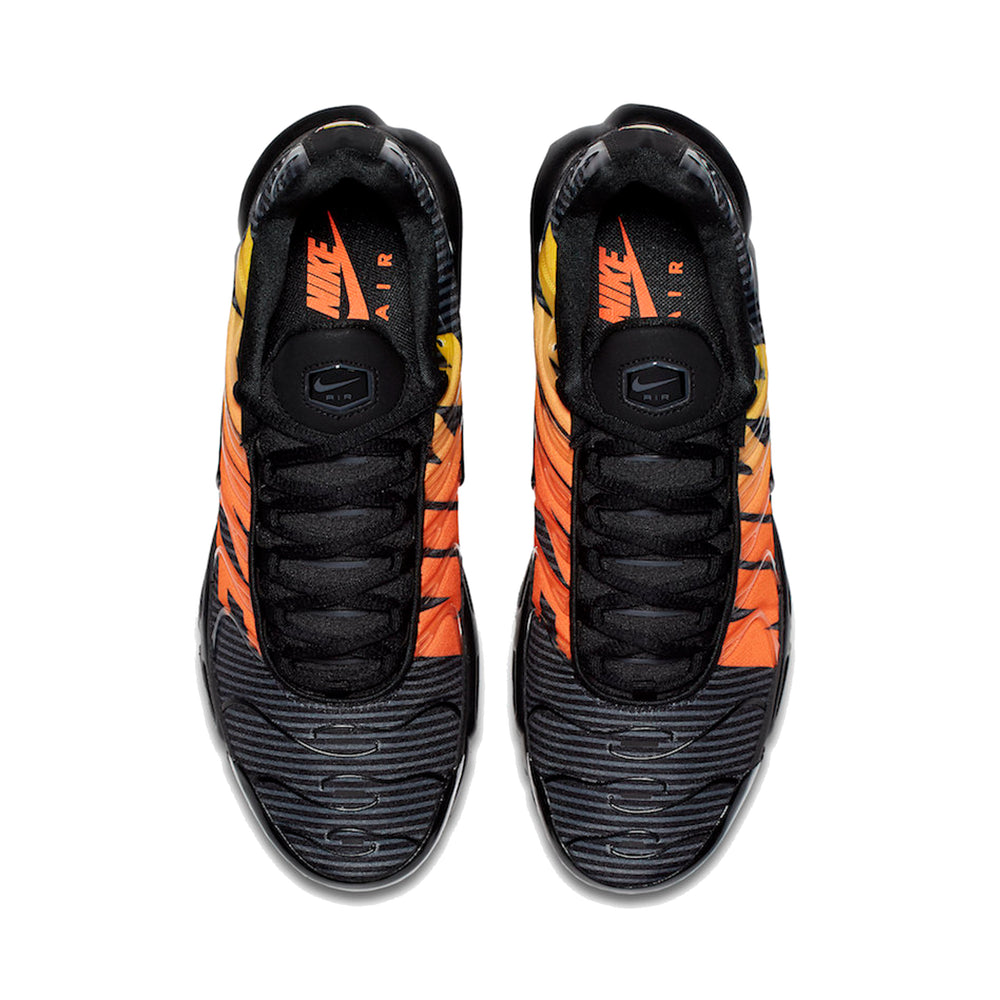 promo code e3190 c79cc Air Max Plus TN STRIPed BLACK ORANGE-Ice Crew Store