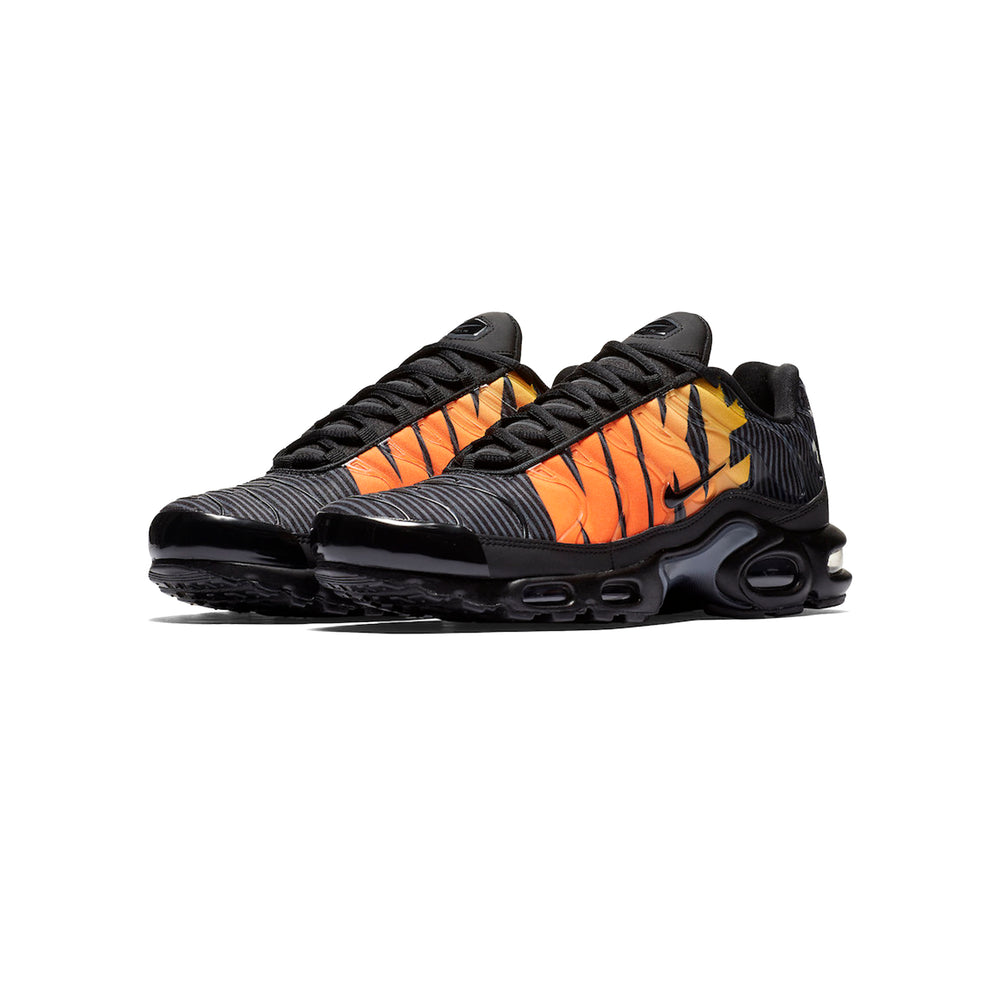 promo code aead7 9c177 Air Max Plus TN STRIPed BLACK ORANGE-Ice Crew Store