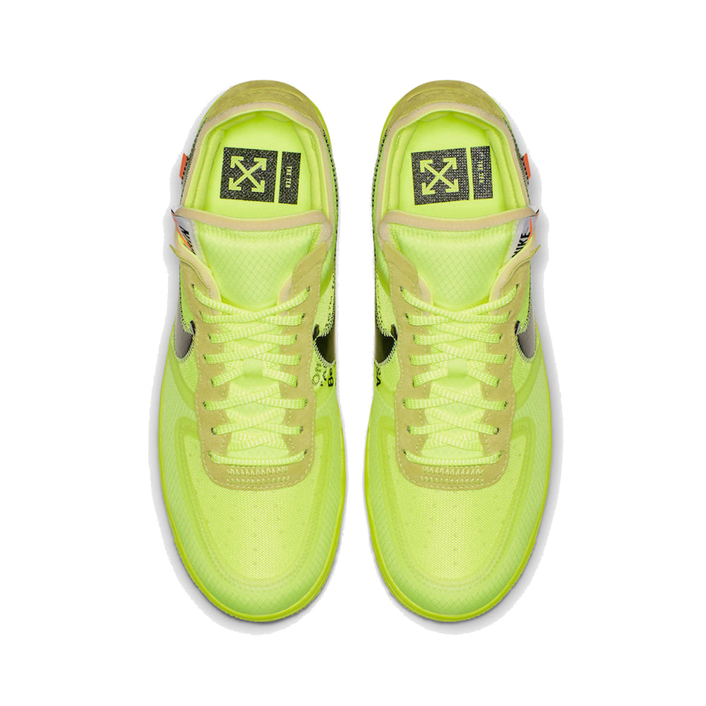 Air Force 1 Low x Off White VOLT – Ice crew store