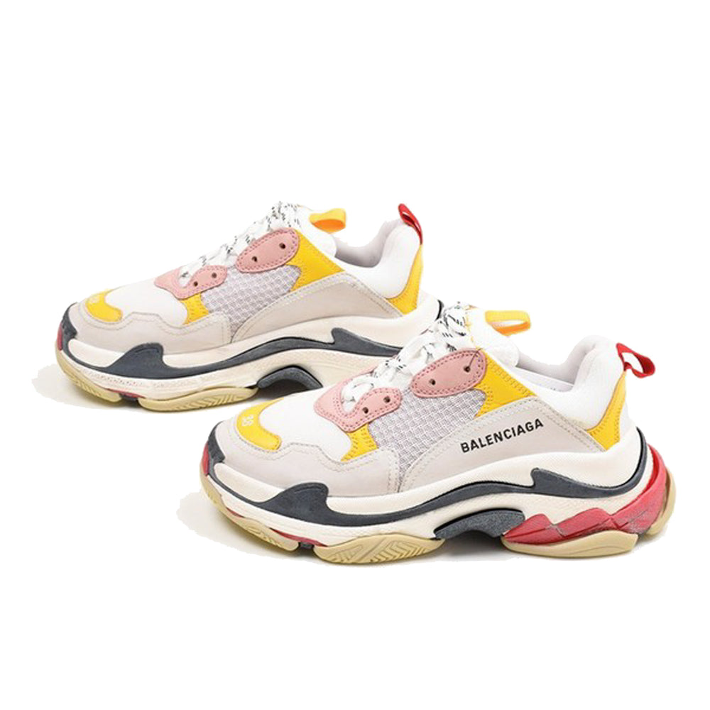 Triple-S WHITE YELLOW RED