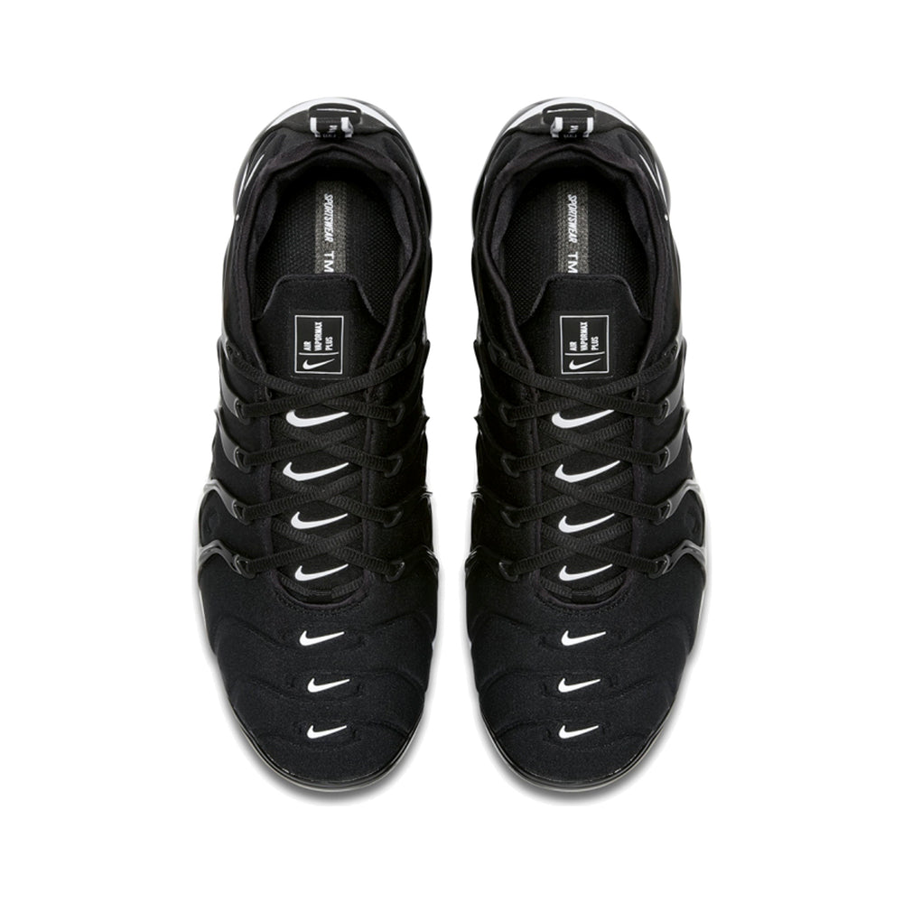 hot sale online f5f4a 0b9c7 Air Max Vapormax Plus TN BLACK WHITE – Ice Crew Store