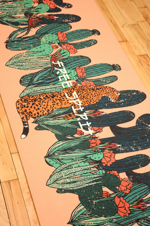 Lighty Toasted Free Spirit Yoga Mat