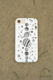 Lightly Toasted Planetary iPhone Case