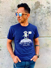Lightly Toasted T-Shirt - Spaceman (Mens)