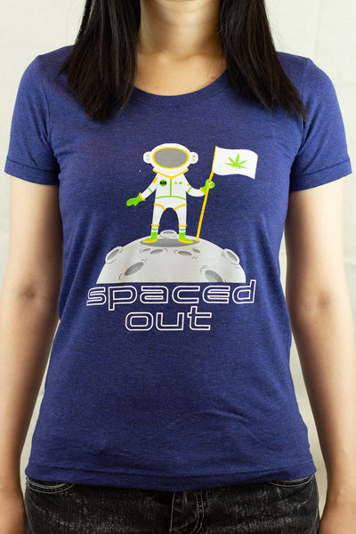 Lightly Toasted T-Shirt - Spaceman (Womens)