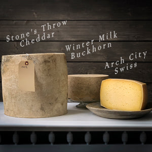 New BRC Cheeses Now Available!