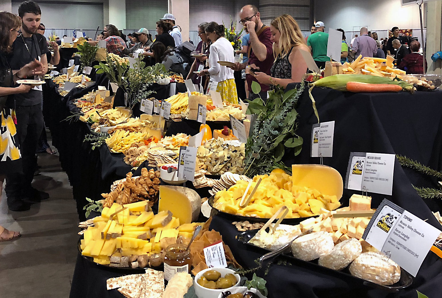 American Cheese Society Conference 2018