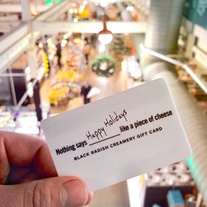 BRC GIFT CARDS NOW AVAILABLE AT NORTH MARKET!