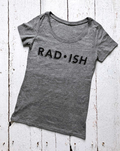 BRC Radish TShirt-Scoop Neck