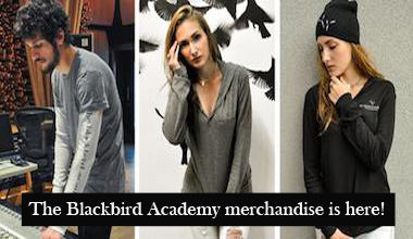 The Blackbird Academy Merchandise