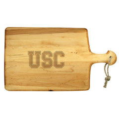 USC College Artisan Paddle Cheeseboard