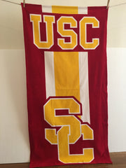 USC Beach Towel