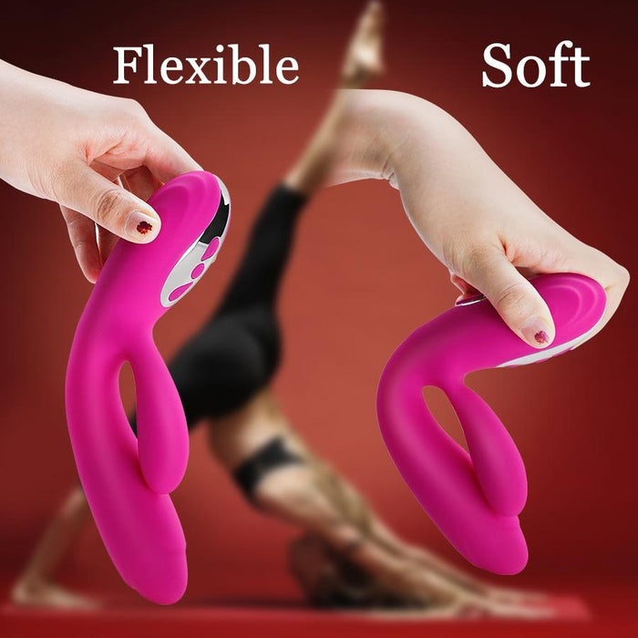 Dildo Vibrator Dual G-spot 10 Speed - sex toys SexWeLove ™ Online Adult Shop & Sexy Lingerie Sexwelove