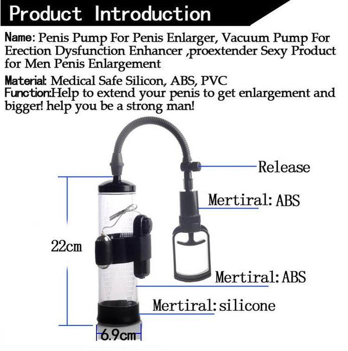 Vibrating Penis Enlarger - sex toys SexWeLove ™ Online Adult Shop & Sexy Lingerie Sexwelove