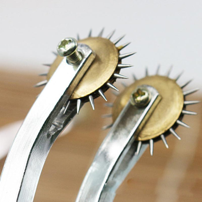 Stimulator tickler Gear wheel Stainless Steel - Bondage Sexwelove Online Adult Shop & Sexy Lingerie Sexwelove