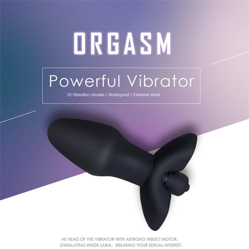 Orgasm Anal Plug (10 Speeds) - sex toys SexWeLove ™ ORGASM Online Adult Shop & Sexy Lingerie Sexwelove