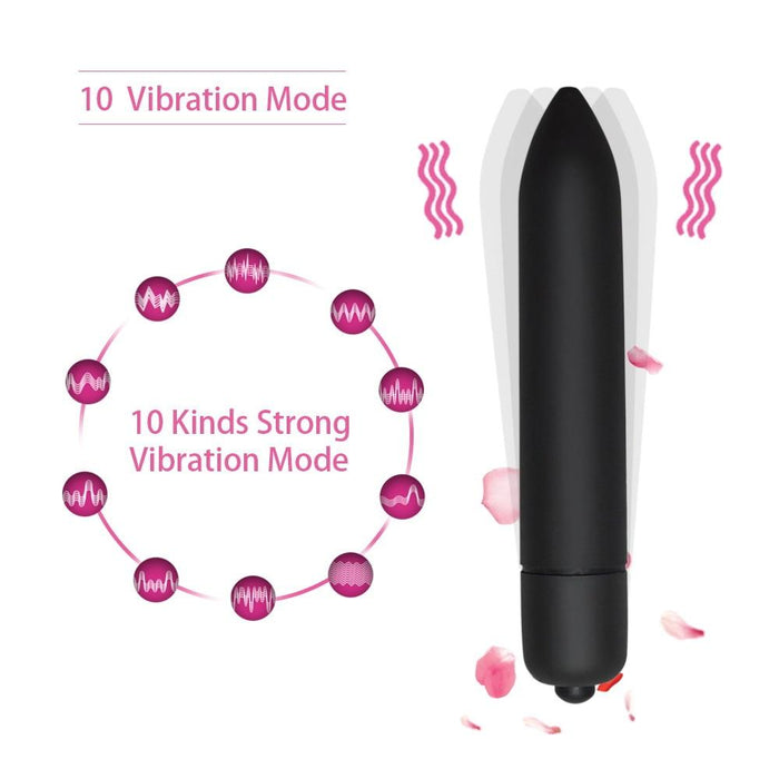2 Anal Butts Plugs + Vibrator 3.6 Inch - sex toys SexWeLove ™ Online Adult Shop & Sexy Lingerie Sexwelove