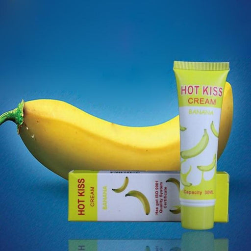 Banana Flavor Lubricant (30ml) - Lubricants SexWeLove ™ Online Adult Shop & Sexy Lingerie Sexwelove