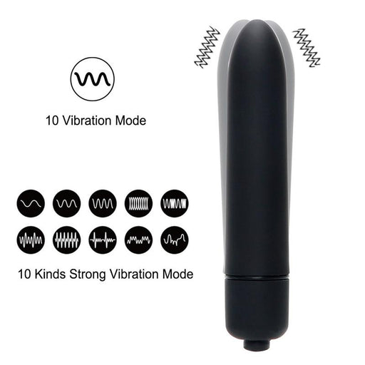 Vibrator Waterproof 7 Colors (10 Speed) sex toys SexWeLove ™