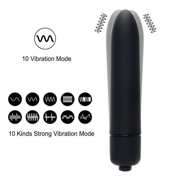 Vibrator Waterproof 7 Colors (10 Speed) - sex toys SexWeLove ™ Online Adult Shop & Sexy Lingerie Sexwelove