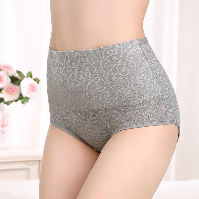 Underwear Panties Cotton Sexy - Lingerie SexWeLove ™ Gray / M Online Adult Shop & Sexy Lingerie Sexwelove