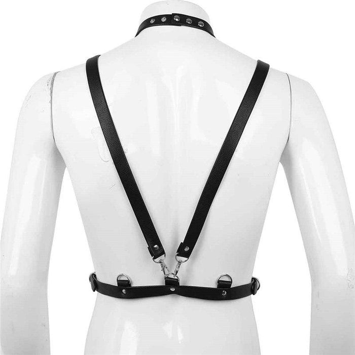 Sexy Adjustable Shoulder Armor - Bondage SexWeLove ™ Online Adult Shop & Sexy Lingerie Sexwelove