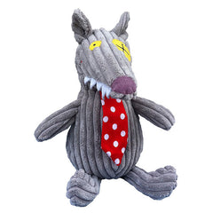 Bigbos the Wolf soft toy | Simply Deglingos from Between Dog and Wolf