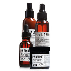 L:A Bruket facial cleanser with chamomile and bergamot