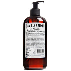 L:A Bruket hand and body wash | Liquid soap with sage, rosemary and lavender