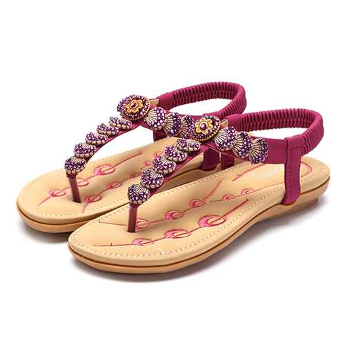 SOCOFY Flat Sandals Shoes