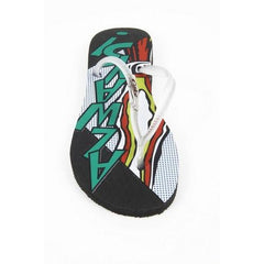 Coca Cola ladies flip flop CCA0591 POP ART GARRAFA GIRLS  BLACK