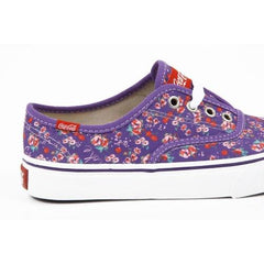 Coca Cola ladies sneakers CCA0711 KICK GARDEN VIOLET