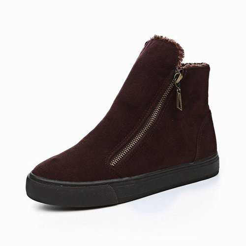 M.GENERAL Soft Ankle Boots