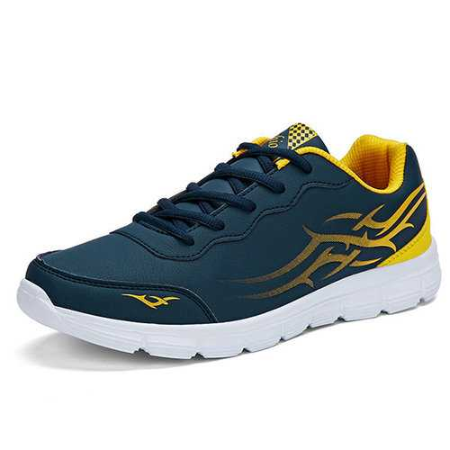 Men Breathable Running Sneakers