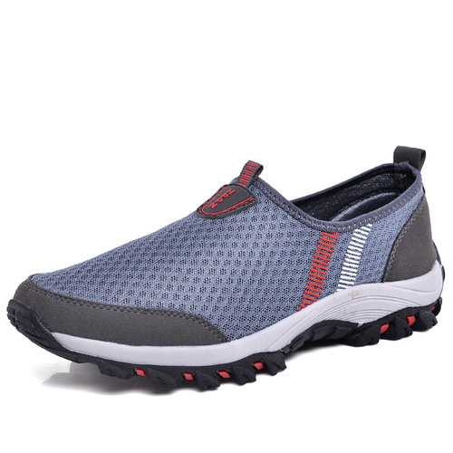 Men Mesh Outdoor Hiking Sneakers