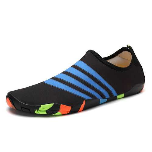Men Fabric Beach Water Shoes