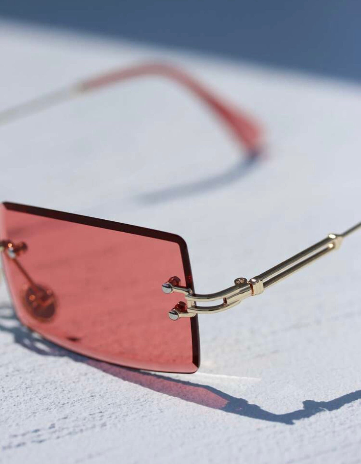 Cartier Me Shades - Red