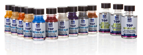 Top Airstain Glaze - 0.338 fl.oz / 10 ml Bottle