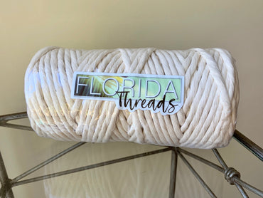 5mm Single Strand - 100% Premium Cotton Cord