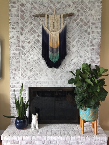 Macrame Wall Hanging Decoration