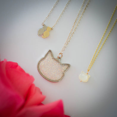 Cat Themed Necklace