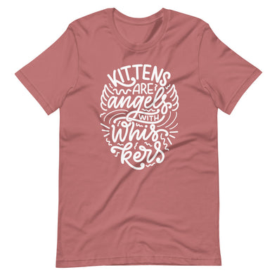 Kittens Are Angels Version #2 Unisex T-Shirt