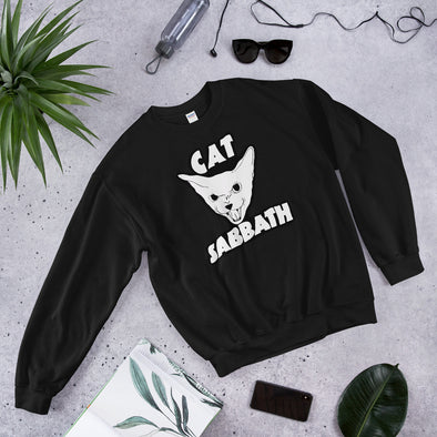 Cat Sabbath Unisex Sweatshirt