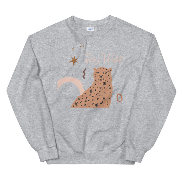 Stay Wild Unisex Sweatshirt