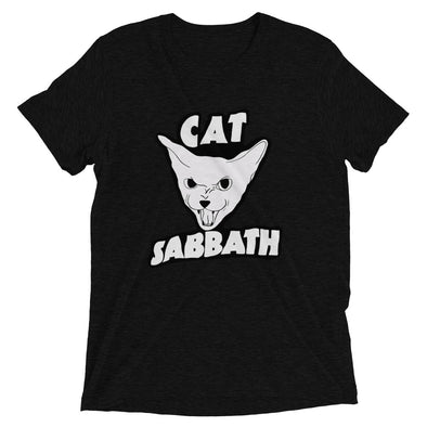 Cat Sabbath Unisex T-Shirt