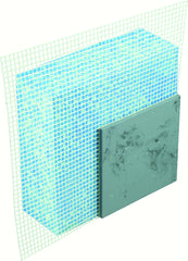 External Wall Insulation Mesh